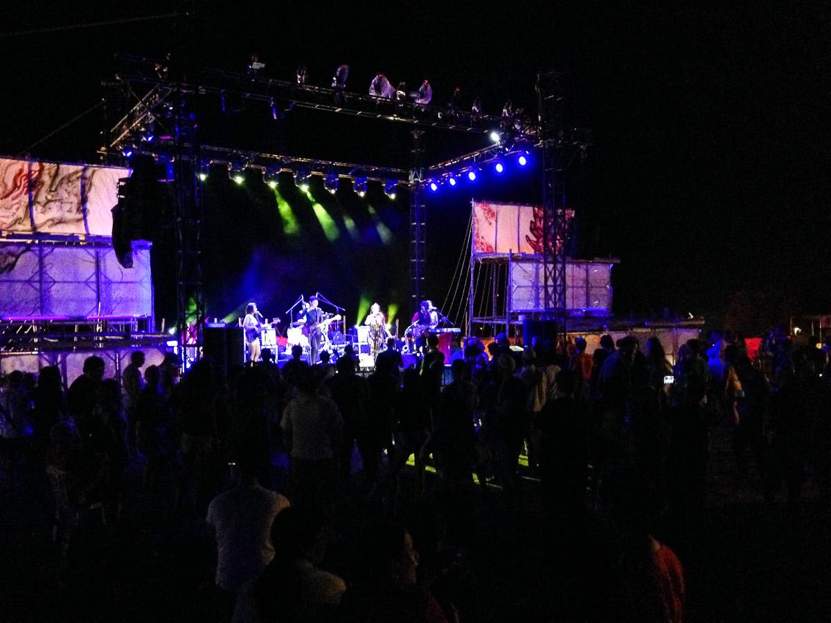 Music & Art Festival Mũi Né